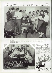 Page 42, 1957 Edition, Waynedale High School - Hill n Dale Yearbook (Apple Creek, OH) online yearbook collection
