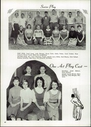 Page 44, 1957 Edition, Waynedale High School - Hill n Dale Yearbook (Apple Creek, OH) online yearbook collection