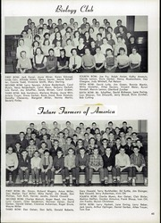 Page 49, 1957 Edition, Waynedale High School - Hill n Dale Yearbook (Apple Creek, OH) online yearbook collection