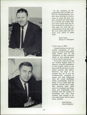Page 12, 1964 Edition, Waynedale High School - Hill n Dale Yearbook (Apple Creek, OH) online yearbook collection