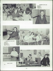 Page 17, 1964 Edition, Waynedale High School - Hill n Dale Yearbook (Apple Creek, OH) online yearbook collection