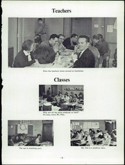 Page 7, 1964 Edition, Waynedale High School - Hill n Dale Yearbook (Apple Creek, OH) online yearbook collection