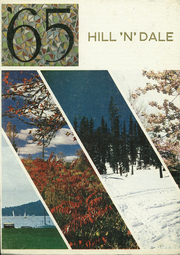 Waynedale High School - Hill n Dale Yearbook (Apple Creek, OH) online yearbook collection, 1965 Edition, Page 1