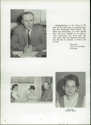 Page 10, 1968 Edition, Waynedale High School - Hill n Dale Yearbook (Apple Creek, OH) online yearbook collection