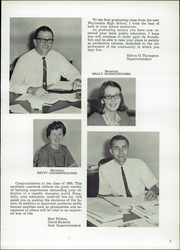 Page 9, 1968 Edition, Waynedale High School - Hill n Dale Yearbook (Apple Creek, OH) online yearbook collection