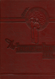 Page 1, 1941 Edition, Vanlue High School - Scarlet and Grey Yearbook (Vanlue, OH) online yearbook collection