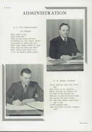 Page 11, 1941 Edition, Vanlue High School - Scarlet and Grey Yearbook (Vanlue, OH) online yearbook collection