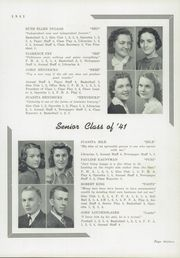 Page 17, 1941 Edition, Vanlue High School - Scarlet and Grey Yearbook (Vanlue, OH) online yearbook collection