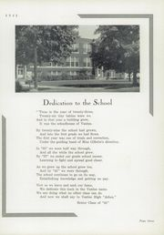 Page 7, 1941 Edition, Vanlue High School - Scarlet and Grey Yearbook (Vanlue, OH) online yearbook collection