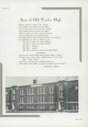 Page 9, 1941 Edition, Vanlue High School - Scarlet and Grey Yearbook (Vanlue, OH) online yearbook collection