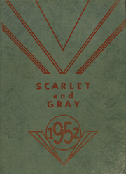 Vanlue High School - Scarlet and Grey Yearbook (Vanlue, OH) online yearbook collection, 1952 Edition, Page 1