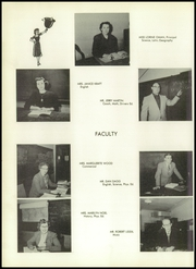 Page 10, 1955 Edition, Vanlue High School - Scarlet and Grey Yearbook (Vanlue, OH) online yearbook collection