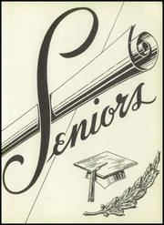 Page 11, 1955 Edition, Vanlue High School - Scarlet and Grey Yearbook (Vanlue, OH) online yearbook collection