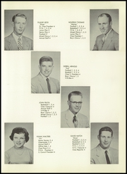 Page 13, 1955 Edition, Vanlue High School - Scarlet and Grey Yearbook (Vanlue, OH) online yearbook collection