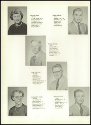 Page 14, 1955 Edition, Vanlue High School - Scarlet and Grey Yearbook (Vanlue, OH) online yearbook collection