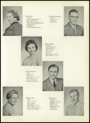 Page 15, 1955 Edition, Vanlue High School - Scarlet and Grey Yearbook (Vanlue, OH) online yearbook collection