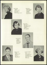 Page 17, 1955 Edition, Vanlue High School - Scarlet and Grey Yearbook (Vanlue, OH) online yearbook collection