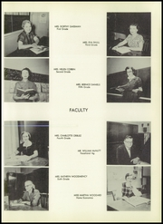 Page 9, 1955 Edition, Vanlue High School - Scarlet and Grey Yearbook (Vanlue, OH) online yearbook collection