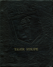 1949 Edition, Chatfield High School - Tiger Stripe Yearbook (Chatfield, OH)