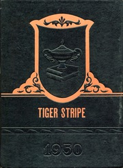 1950 Edition, Chatfield High School - Tiger Stripe Yearbook (Chatfield, OH)