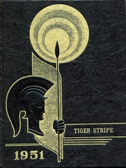 1951 Edition, Chatfield High School - Tiger Stripe Yearbook (Chatfield, OH)