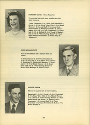 Page 18, 1952 Edition, Chatfield High School - Tiger Stripe Yearbook (Chatfield, OH) online yearbook collection