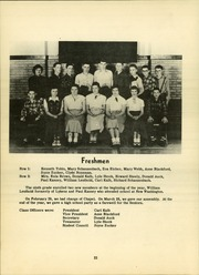 Page 26, 1952 Edition, Chatfield High School - Tiger Stripe Yearbook (Chatfield, OH) online yearbook collection