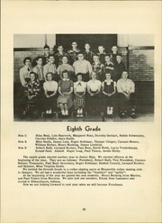 Page 27, 1952 Edition, Chatfield High School - Tiger Stripe Yearbook (Chatfield, OH) online yearbook collection