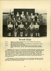 Page 28, 1952 Edition, Chatfield High School - Tiger Stripe Yearbook (Chatfield, OH) online yearbook collection