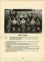 Page 29, 1952 Edition, Chatfield High School - Tiger Stripe Yearbook (Chatfield, OH) online yearbook collection
