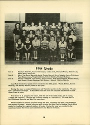 Page 30, 1952 Edition, Chatfield High School - Tiger Stripe Yearbook (Chatfield, OH) online yearbook collection