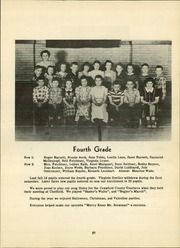 Page 31, 1952 Edition, Chatfield High School - Tiger Stripe Yearbook (Chatfield, OH) online yearbook collection