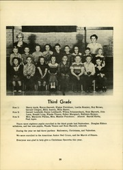Page 32, 1952 Edition, Chatfield High School - Tiger Stripe Yearbook (Chatfield, OH) online yearbook collection