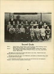 Page 33, 1952 Edition, Chatfield High School - Tiger Stripe Yearbook (Chatfield, OH) online yearbook collection