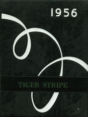 1956 Edition, Chatfield High School - Tiger Stripe Yearbook (Chatfield, OH)