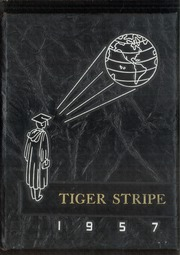 1957 Edition, Chatfield High School - Tiger Stripe Yearbook (Chatfield, OH)