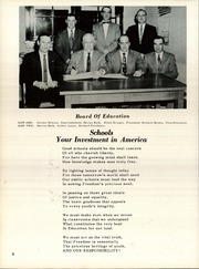 Page 12, 1957 Edition, Chatfield High School - Tiger Stripe Yearbook (Chatfield, OH) online yearbook collection