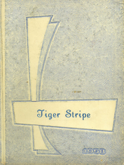 1958 Edition, Chatfield High School - Tiger Stripe Yearbook (Chatfield, OH)