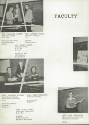 Page 12, 1958 Edition, Chatfield High School - Tiger Stripe Yearbook (Chatfield, OH) online yearbook collection