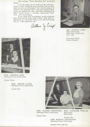 Page 13, 1958 Edition, Chatfield High School - Tiger Stripe Yearbook (Chatfield, OH) online yearbook collection