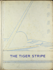 1959 Edition, Chatfield High School - Tiger Stripe Yearbook (Chatfield, OH)