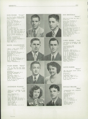Page 14, 1945 Edition, McComb High School - Momento Yearbook (McComb, OH) online yearbook collection