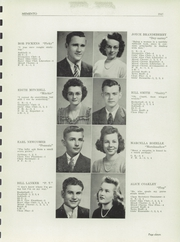 Page 15, 1945 Edition, McComb High School - Momento Yearbook (McComb, OH) online yearbook collection