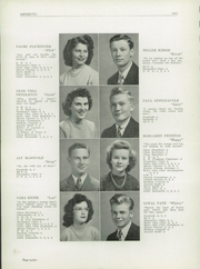 Page 16, 1945 Edition, McComb High School - Momento Yearbook (McComb, OH) online yearbook collection