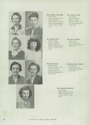 Page 14, 1947 Edition, McComb High School - Momento Yearbook (McComb, OH) online yearbook collection