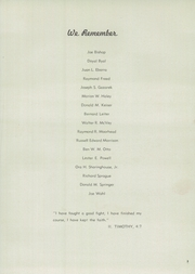 Page 7, 1947 Edition, McComb High School - Momento Yearbook (McComb, OH) online yearbook collection