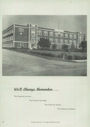 Page 8, 1947 Edition, McComb High School - Momento Yearbook (McComb, OH) online yearbook collection