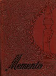 Page 1, 1951 Edition, McComb High School - Momento Yearbook (McComb, OH) online yearbook collection