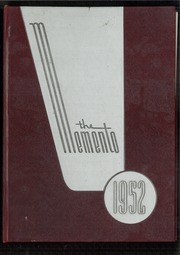 Page 1, 1952 Edition, McComb High School - Momento Yearbook (McComb, OH) online yearbook collection