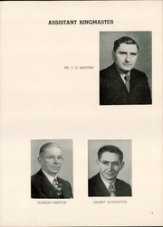 Page 13, 1952 Edition, McComb High School - Momento Yearbook (McComb, OH) online yearbook collection